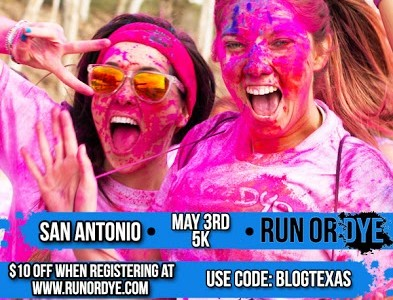 Run or Dye San Antonio- Schertz 5K