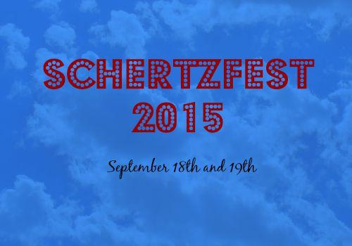 Schertzfest 2015